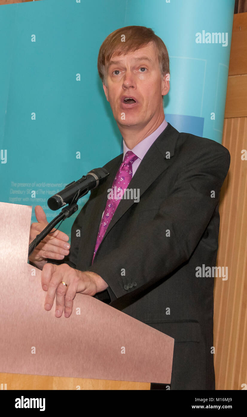 Shadow minister Stephen Timms. - Stock Image