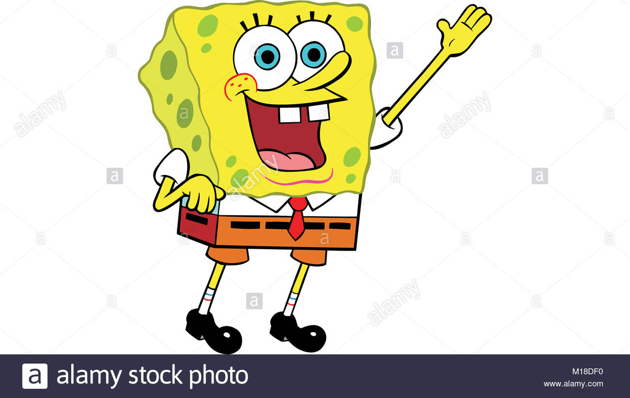 Spongebob Squarepants Characters Stock Photos & Spongebob ...