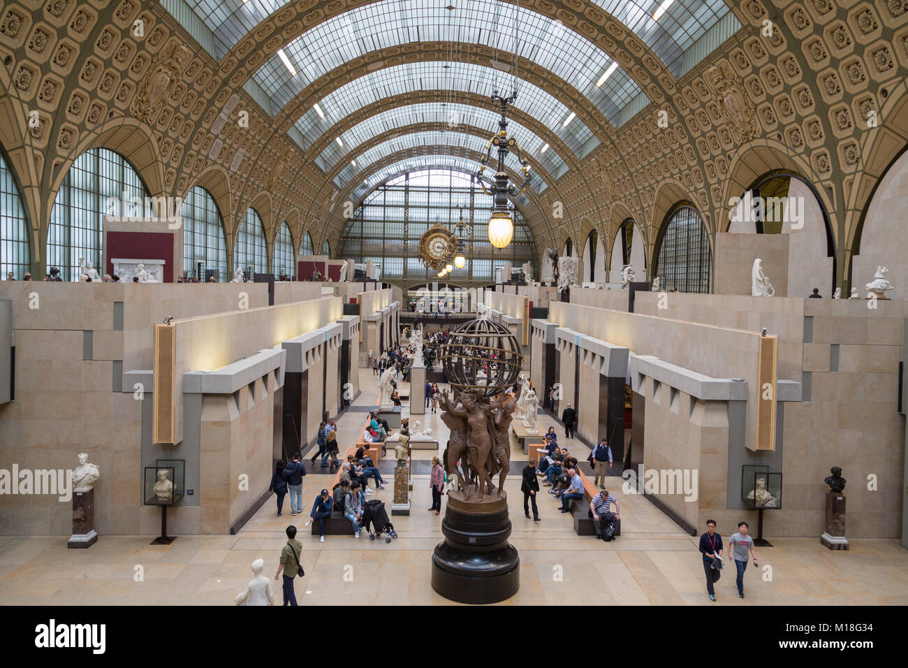 D Art Exhibition Jbr : Orsay museum french art paris stock photos