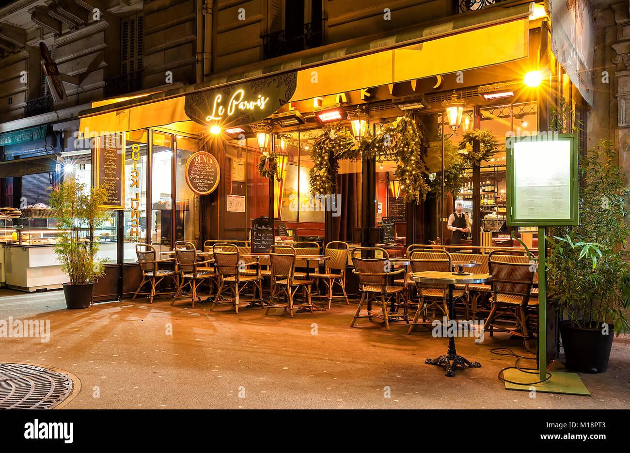 La Caf De Rouen Le Restaurant