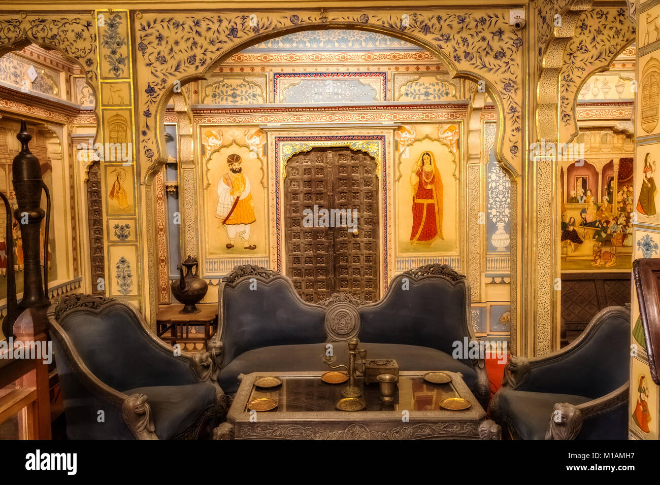 art rajasthan stock photos art rajasthan stock images alamy. Black Bedroom Furniture Sets. Home Design Ideas