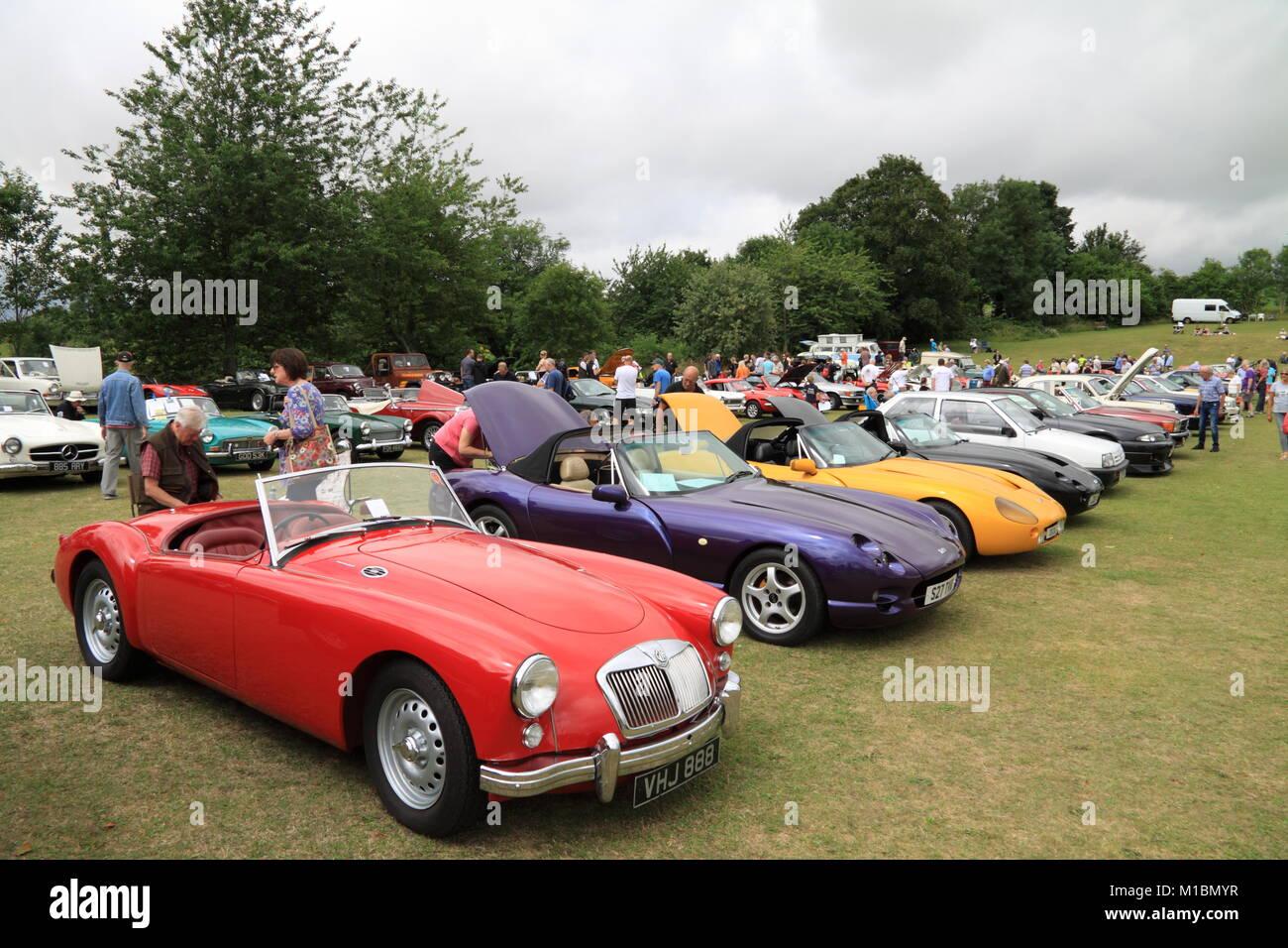 Santa Paula Classic Car Show