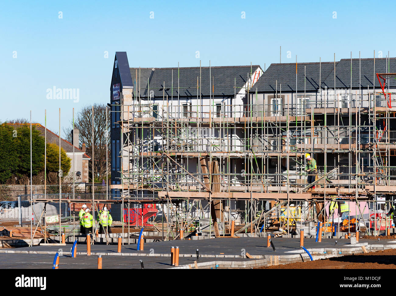Council housing stock photos council housing stock for Affordable house construction