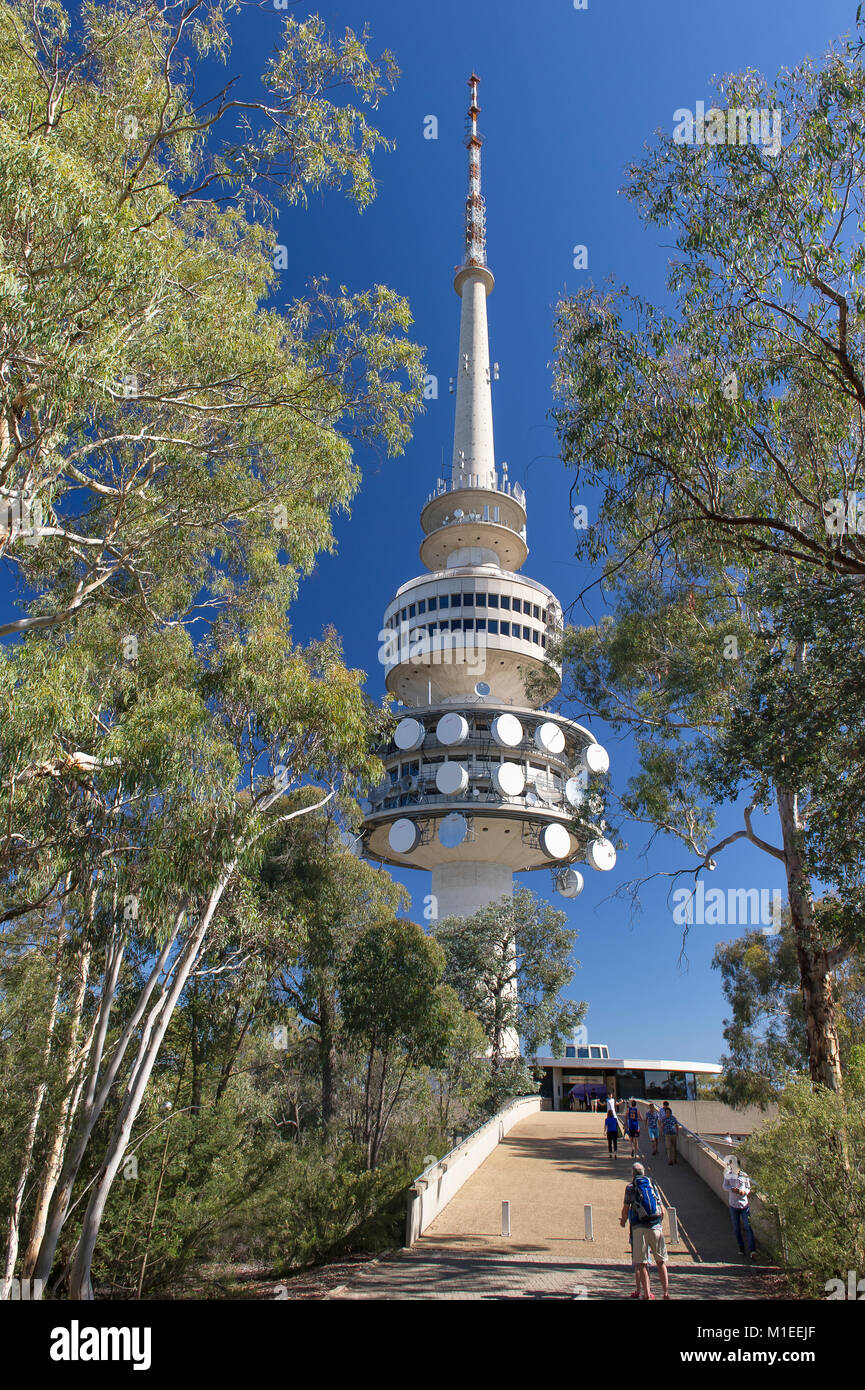 telstra tower stock photos telstra tower stock images. Black Bedroom Furniture Sets. Home Design Ideas