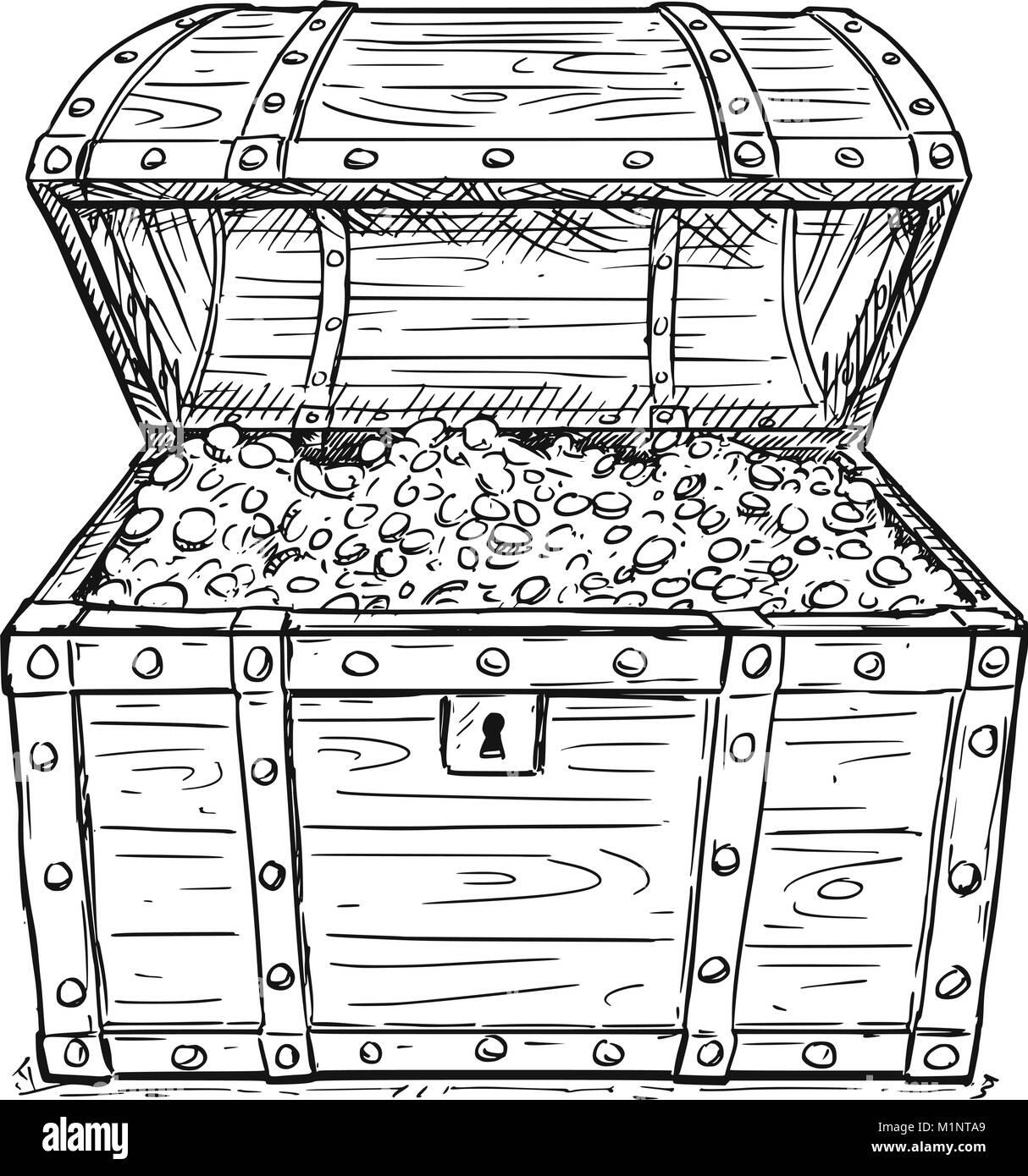 Pirate Treasure Chest Stock Photos & Pirate Treasure Chest ...