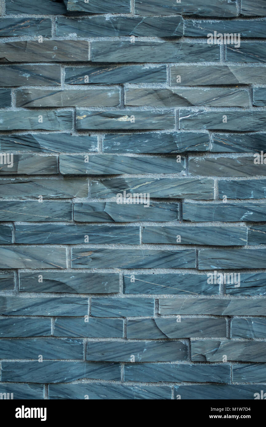 Jagged Stone Tile Texture vertical background image - Stock Image