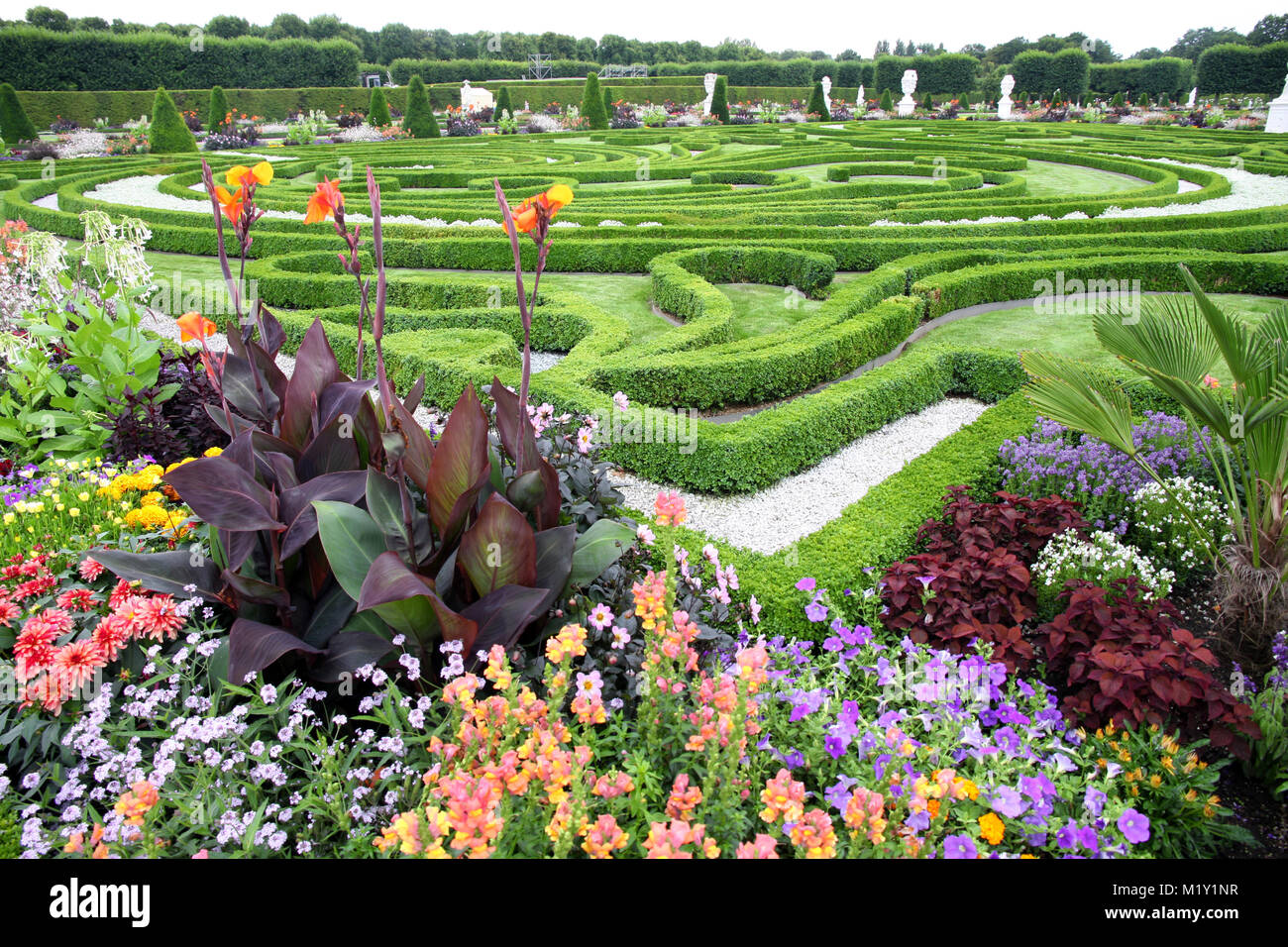 Herrenhausen stock photos herrenhausen stock images alamy for Garden and its importance