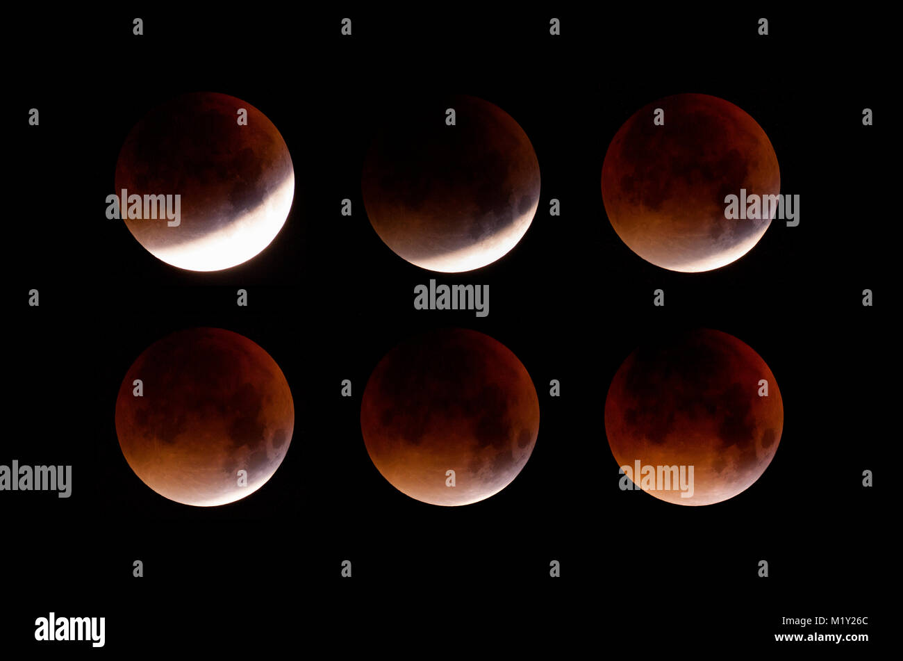 total-lunar-eclipse-sequence-photographe