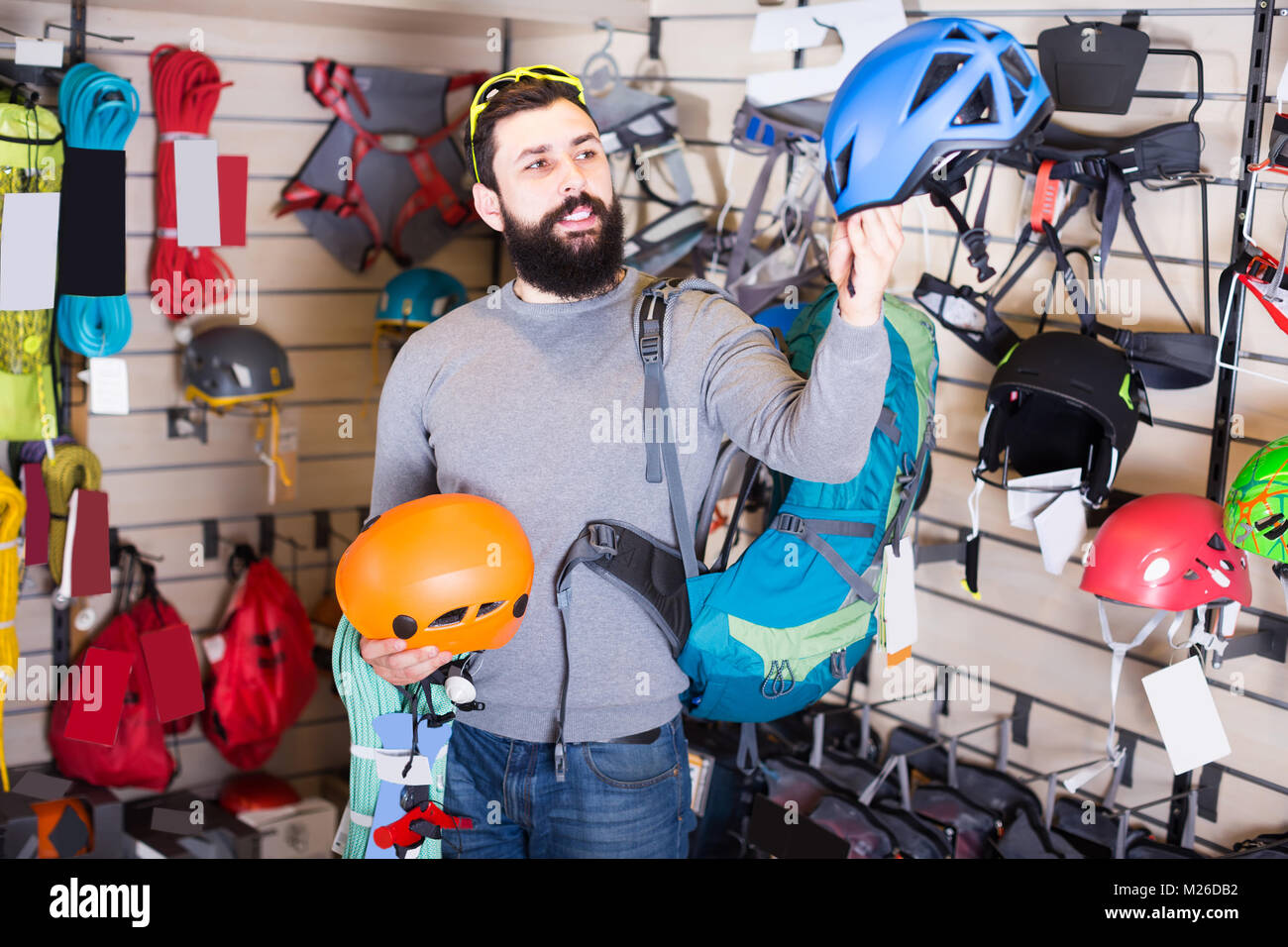 Sports Equipment And Variety Stock Photos & Sports ...