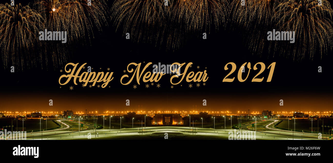 Happy New Year 2021 Stock Photos & Happy New Year 2021 Stock Images - Alamy