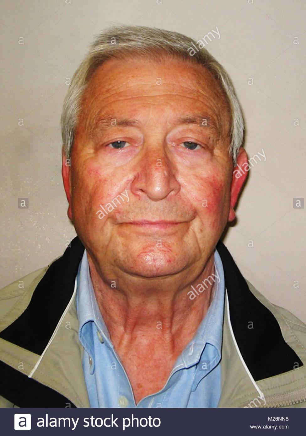 BEST QUALITY AVAILABLE Undated Metropolitan Police handout photo of Hatton Garden burglar Terry Perkins, 69, who - Stock Image