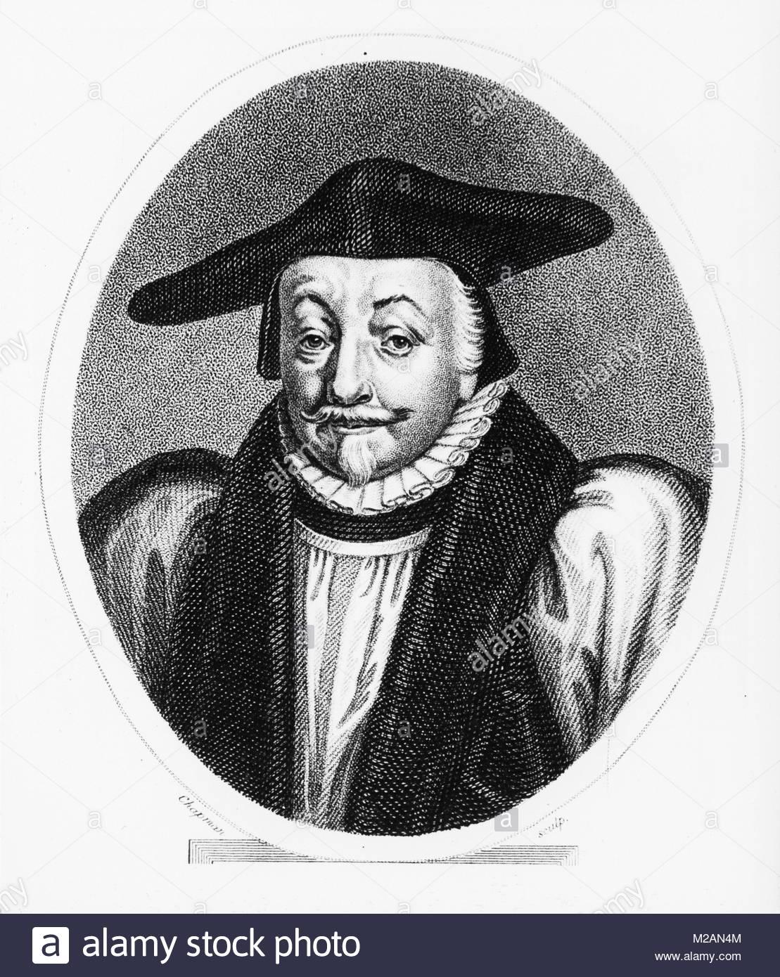 William Laud - Stock Image