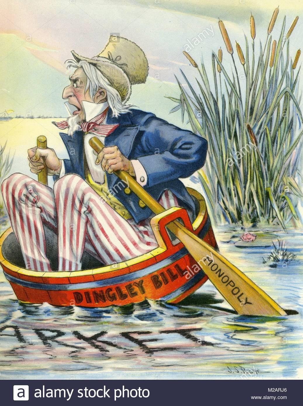 Uncle Sam - Stock Image