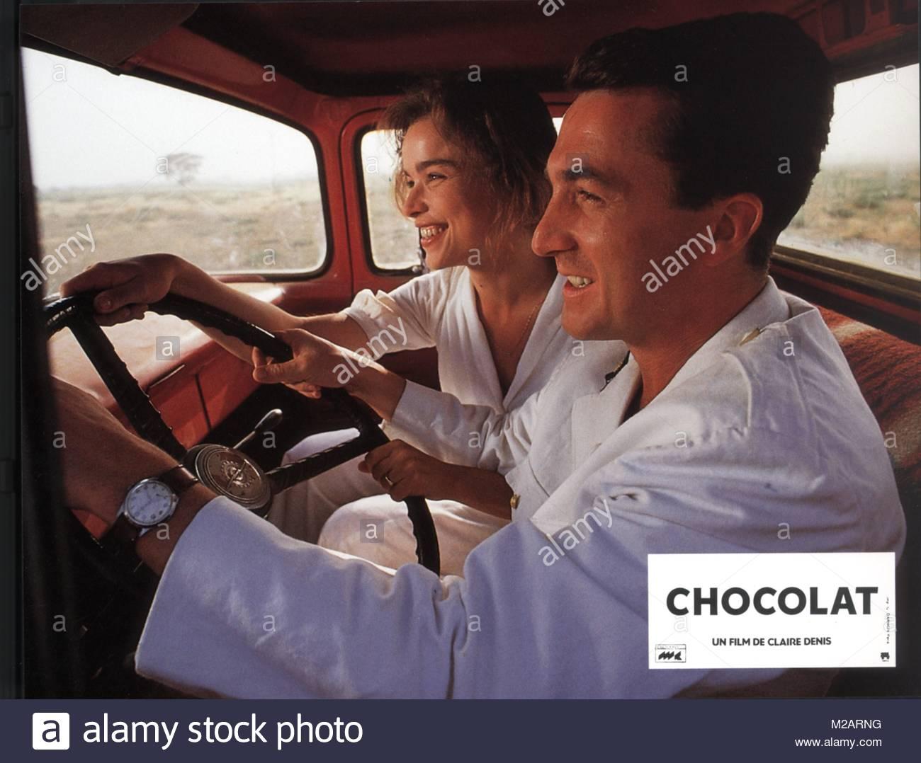 Chocolat - Stock Image