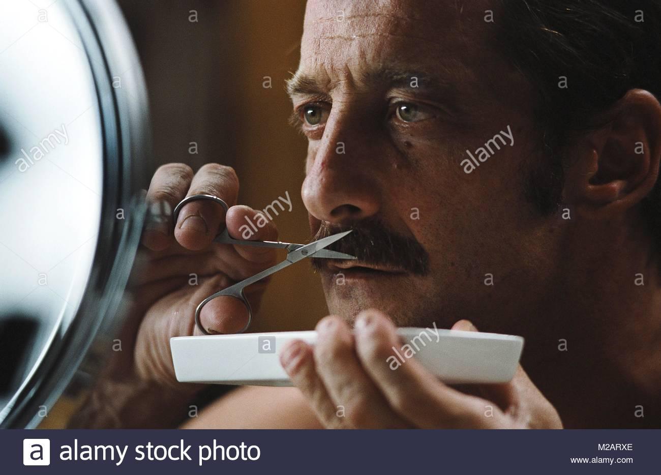 La Moustache - Stock Image