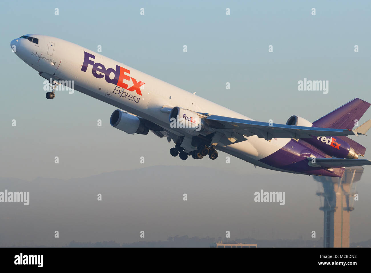 fedral express Federal express (fedex) (iata: fx / icao: fdx) is an airline based in memphis, united states founded in 1971 currently operating a fleet of 440 aircraft.