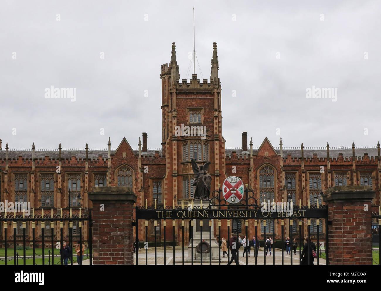 University Belfast Canada Room