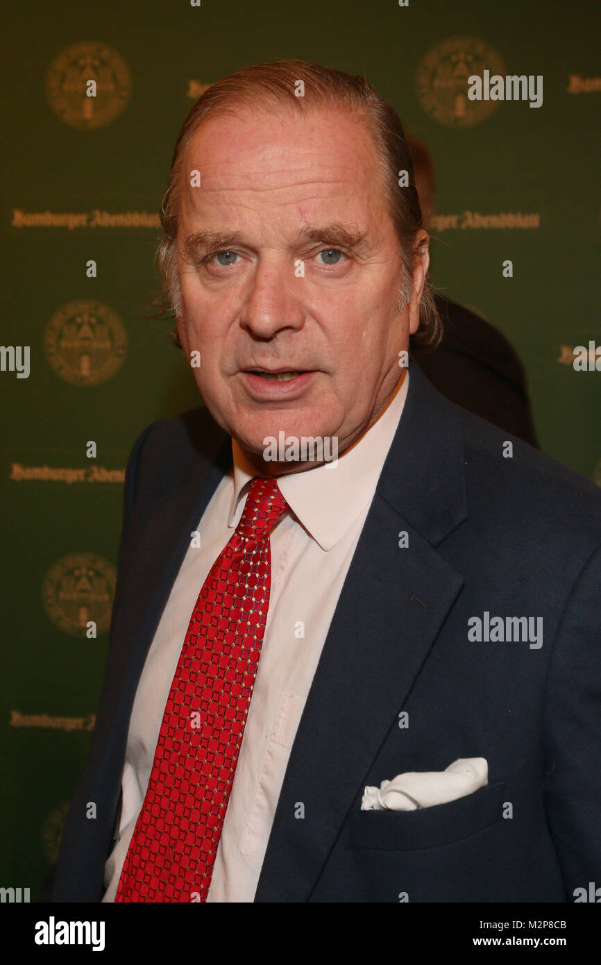 Enno von Ruffin, Neujahrsempfang Hamburger Abendblatt, Hotel Atlantic, Hamburg, 06.01.2015 - Stock Image