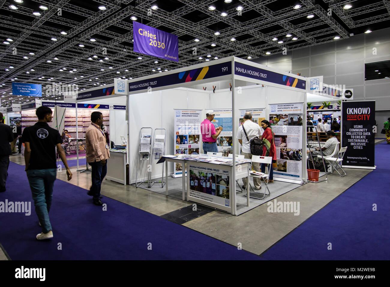 Exhibition Booth Rental Kuala Lumpur : Kuala lumpur malaysia th february exhibitors