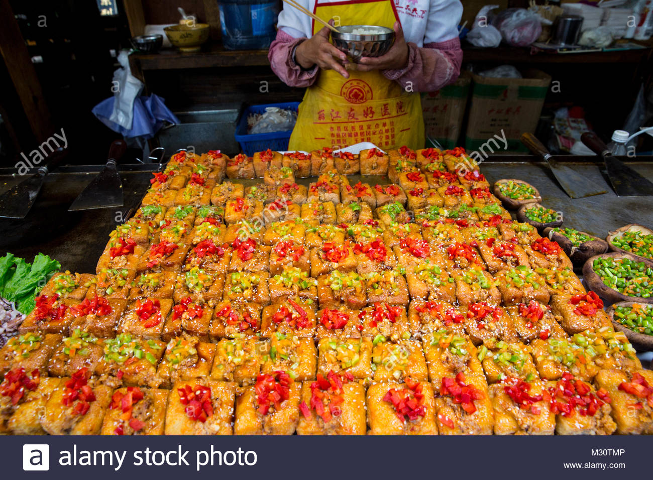 Yunnan Road Food Street