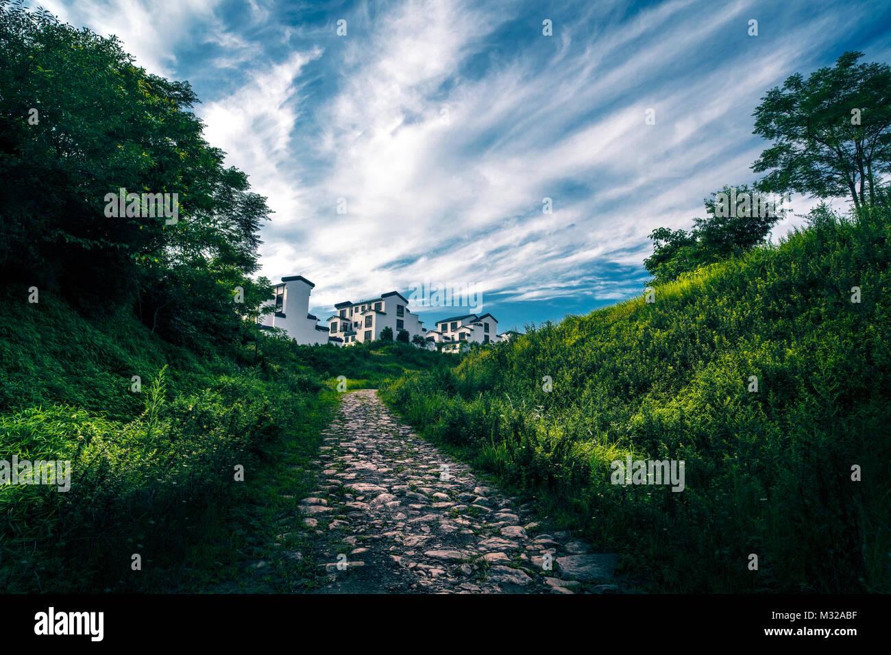 Huizhou architecture - Stock Image