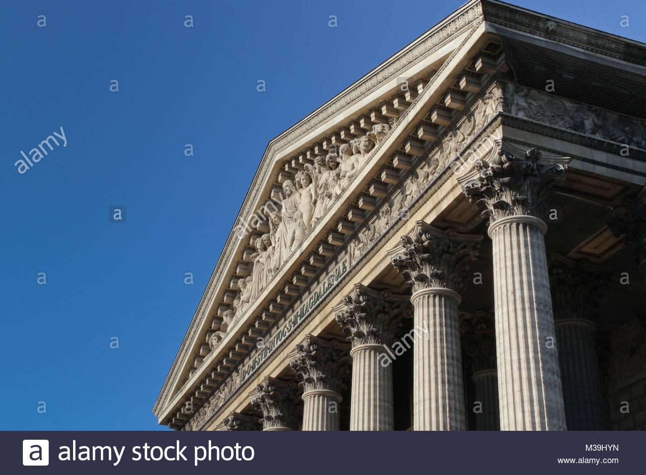 La Madeleine - Stock Image