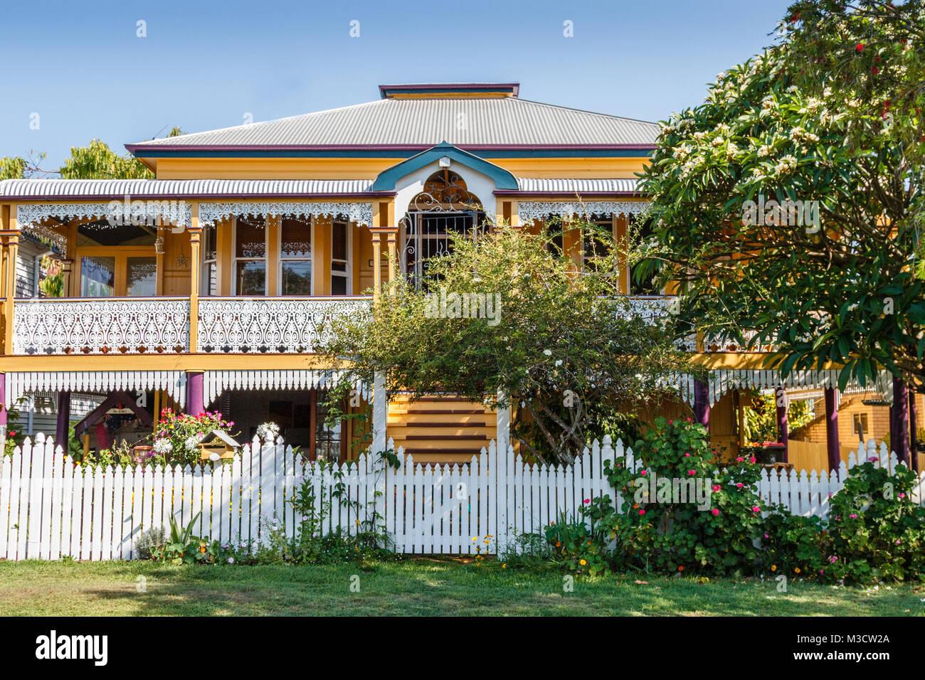 Ranch house australia stock photos ranch house australia for Ranch style homes australia