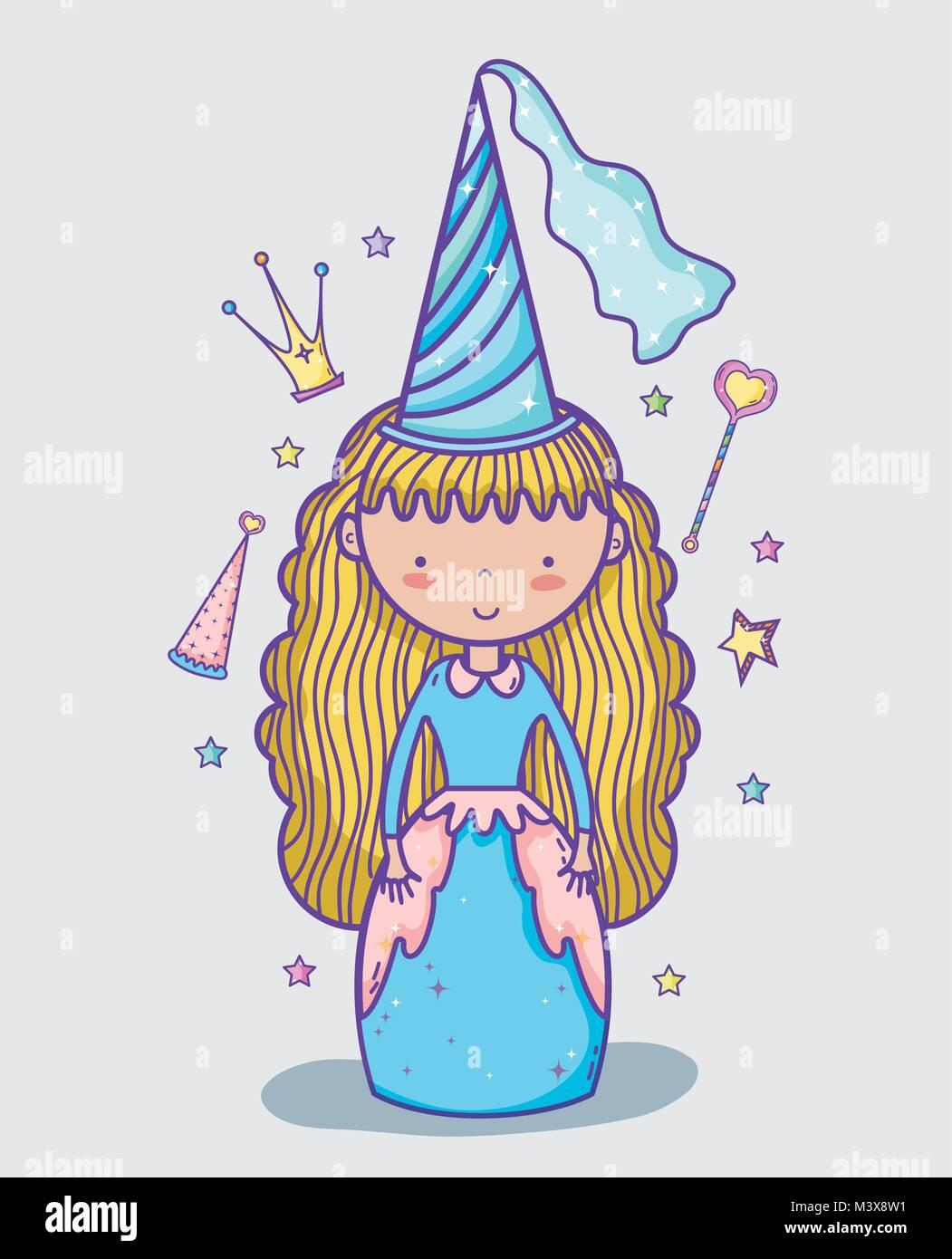 cartoon beautiful princess stock photos amp cartoon