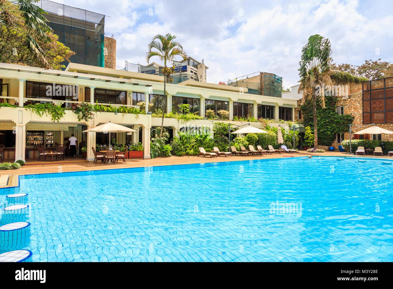 Kenya city tourist stock photos kenya city tourist stock - Star city swimming pool ...