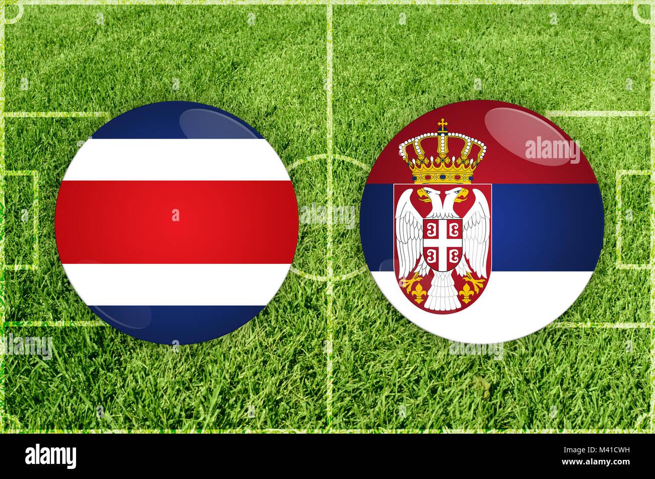 costa rica vs serbia - photo #48