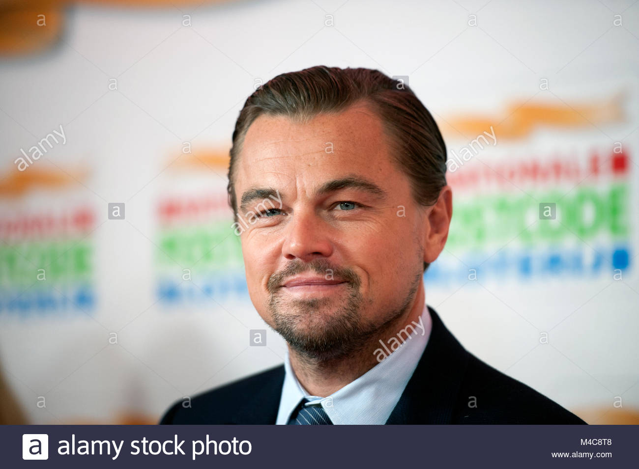 Amsterdam The Netherlands 15th February 2018 Goed Geld Gala Charity event Red Carpet.  Actor and environmental activist - Stock Image