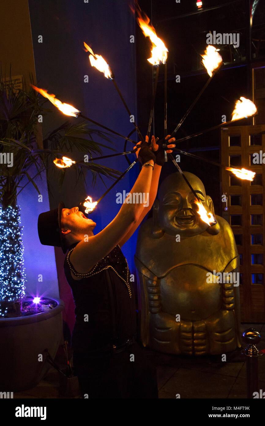Fat Buddha Restaurant London