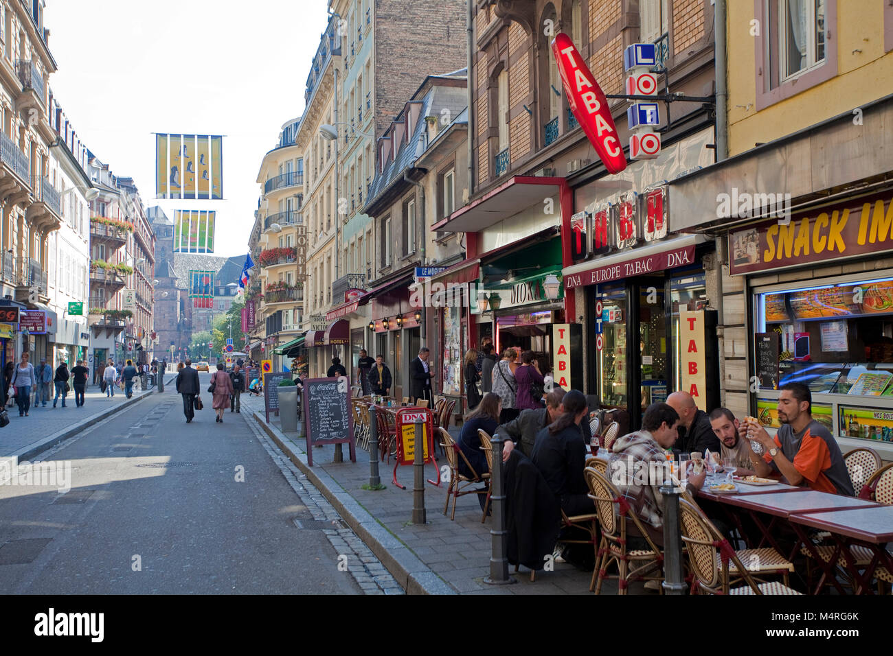 Maire stock photos maire stock images alamy for Rue du miroir strasbourg
