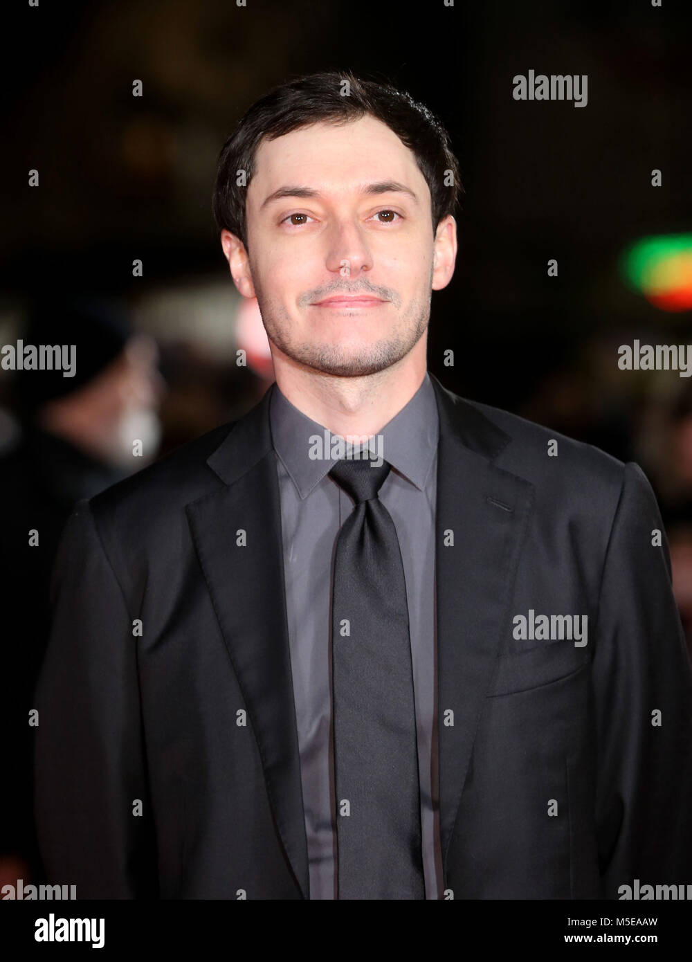 Maze Runner: The Death Cure Fan Screening at VUE Leicester Square  Featuring: Director Wes Ball Where: London, United - Stock Image