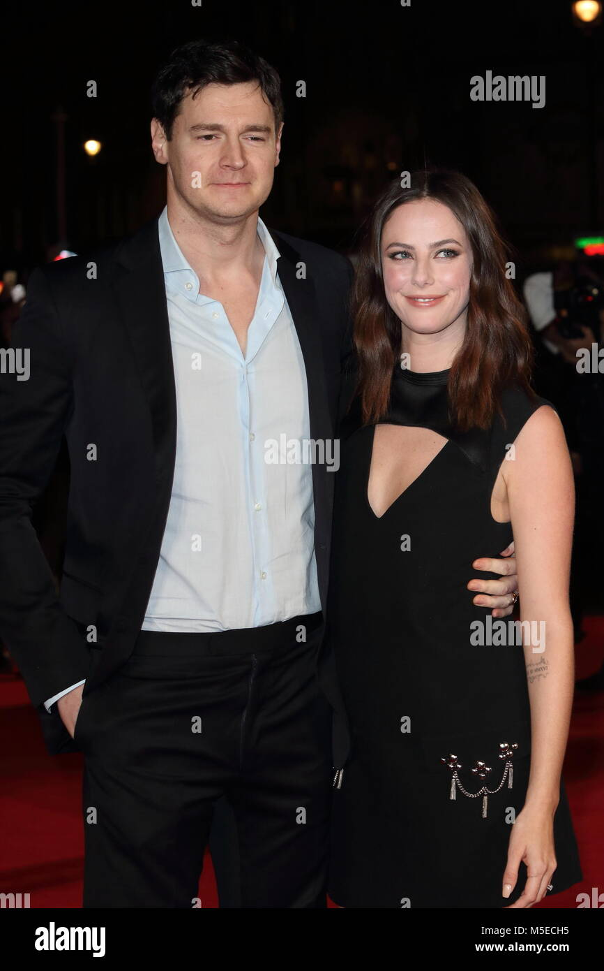 Maze Runner: The Death Cure UK Fan Screening at Vue West End in Leicester Square - Arrivals  Featuring: Benjamin - Stock Image