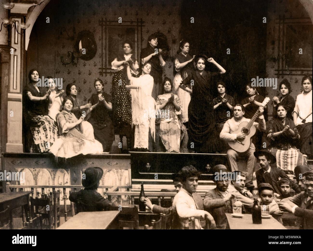 Antonio Fernández Díaz was born in Puente Genil (Córdoba) on August 3, 1932 ( Cordoba Flamenco museum - Stock Image