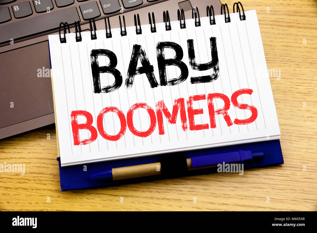 Examples List on Baby Boomers