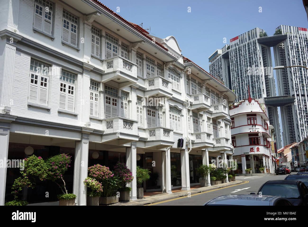 Hotel near Tanjong Pagar MRT Station - From Cheap Promo