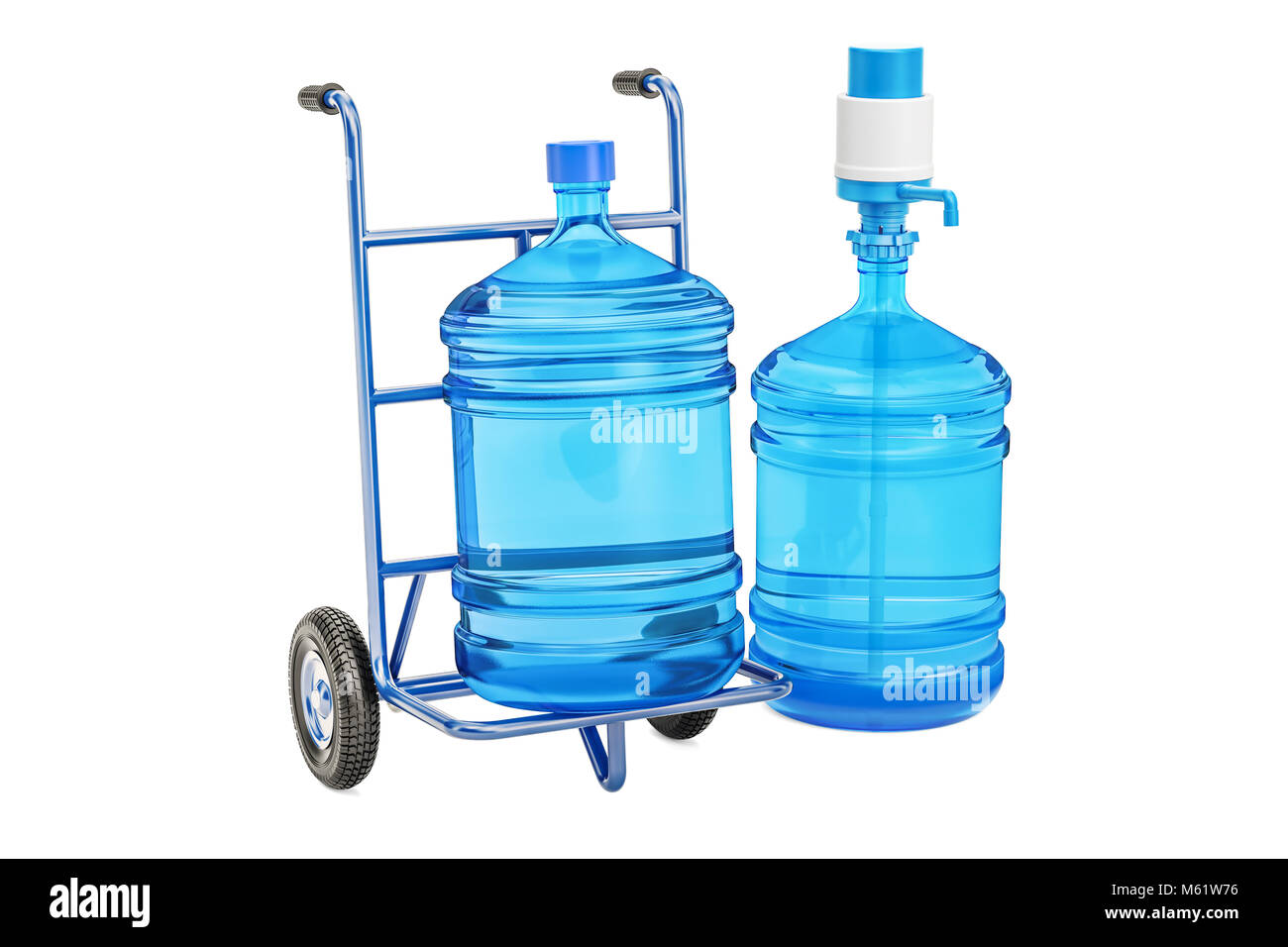 Bottled Water Cut Out Stock Images Amp Pictures Alamy
