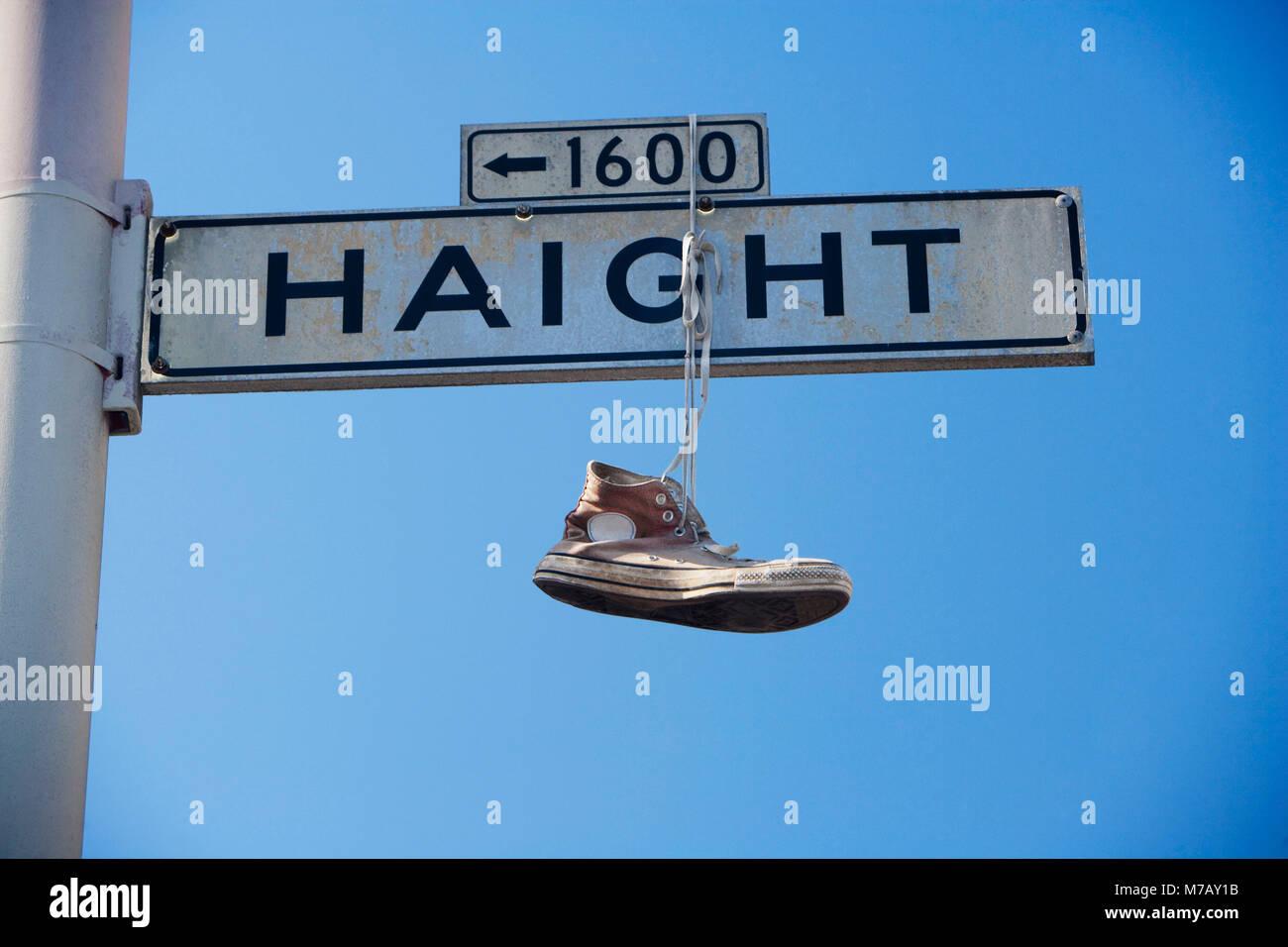 San Francisco Shoe Stores Haight