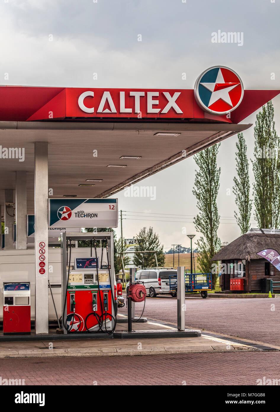 Caltex in south africa