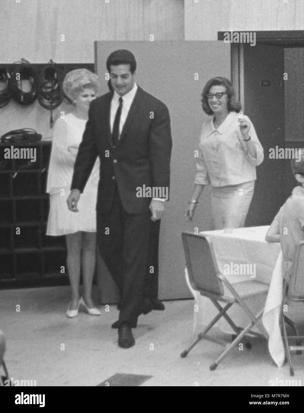 Vintage archival photograph taken in 1950 - Stock Image
