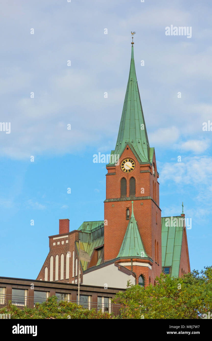 gustav adolf kirche gustaf adolf kirche gustav gustaf adolf kirche stock photos gustav adolf. Black Bedroom Furniture Sets. Home Design Ideas