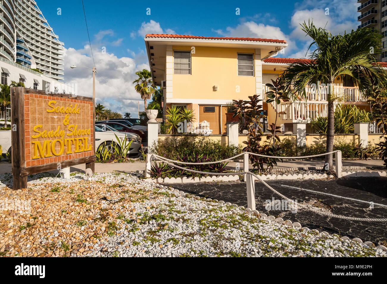 Sky Motel Fort Lauderdale Florida
