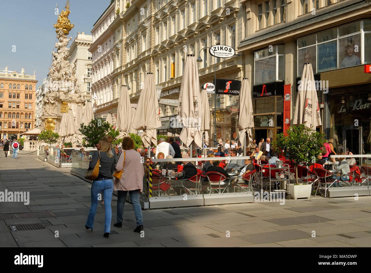 Cafe Am Stephansplatz Wien