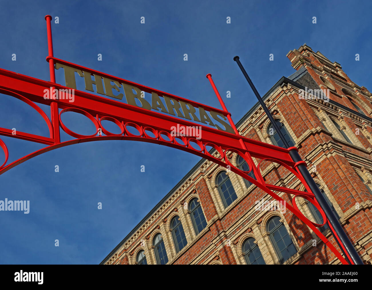 Dieses Stockfoto: Die Barras, Gallowgate, East End, Glasgow, Schottland, Großbritannien, G1 5DX - 2AAEJ6