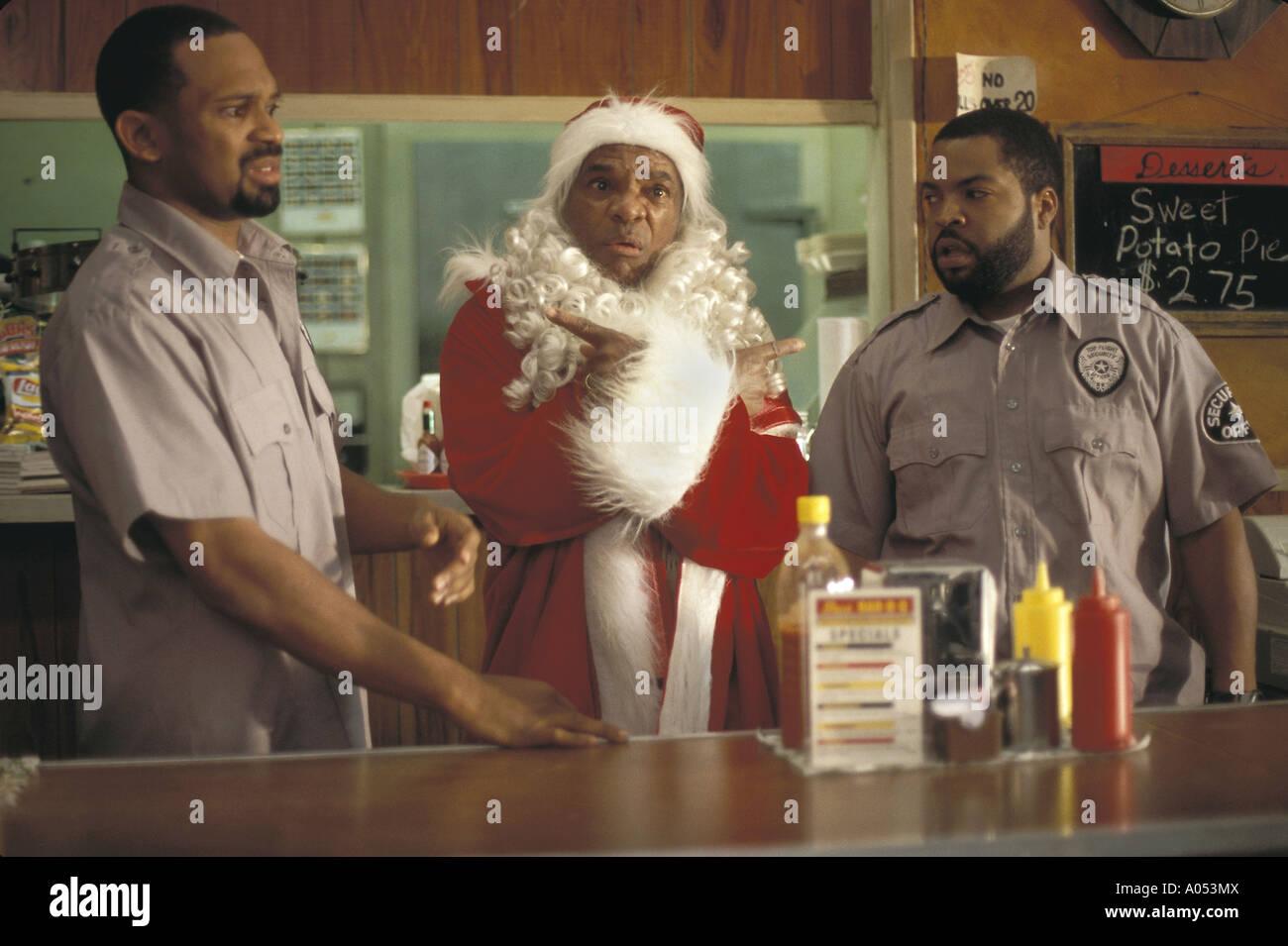 Freitag nach dem nächsten 2002 Neubaustrecke Film mit von links Ice Cube, John Witherspoon und Mike Epps Stockbild