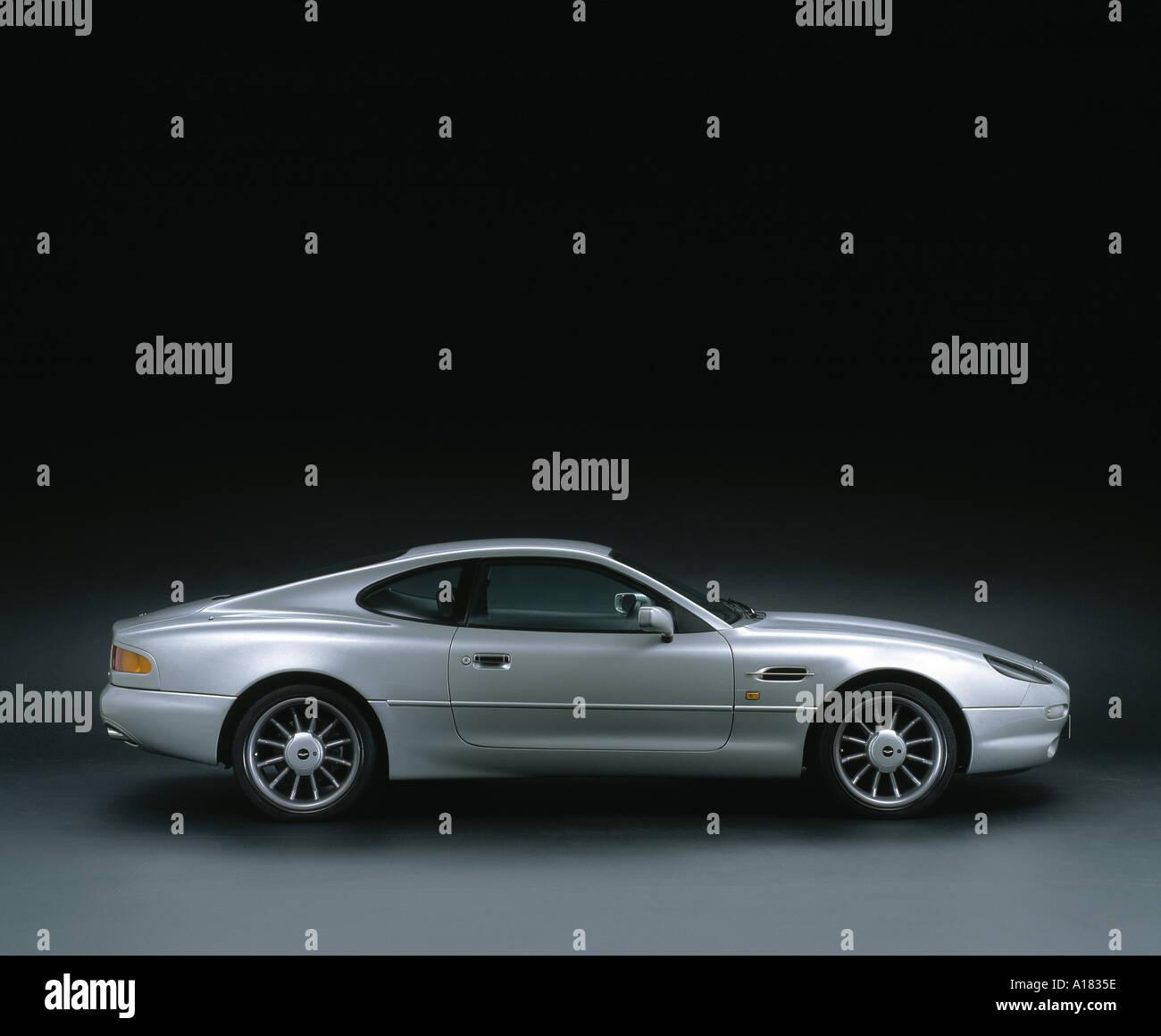 1999 Aston Martin DB7 Dunhill Stockbild