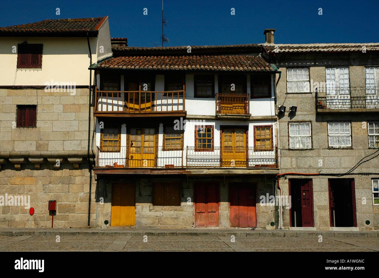 portugal minho region guimaraes town stockfotos portugal minho region guimaraes town bilder. Black Bedroom Furniture Sets. Home Design Ideas