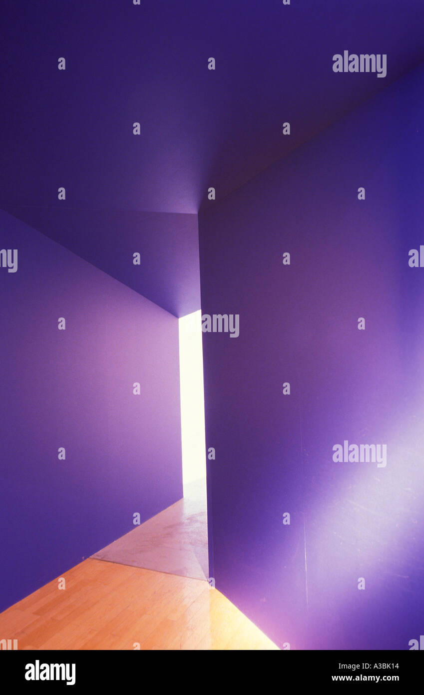 Raum, Form und design Stockbild